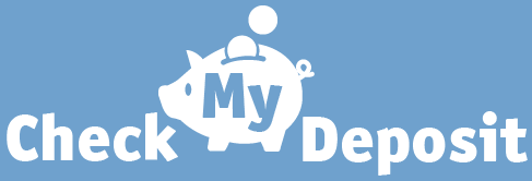check my deposit logo